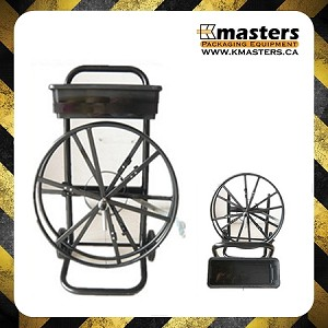 Standard Strapping Cart for Poly & Steel